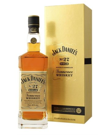 Whiskey Jack Daniel´s Gold Old No 27 - 700ml
