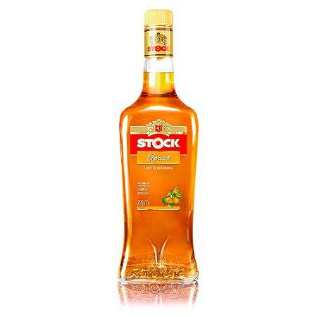 Licor Stock Damasco - 720 ml