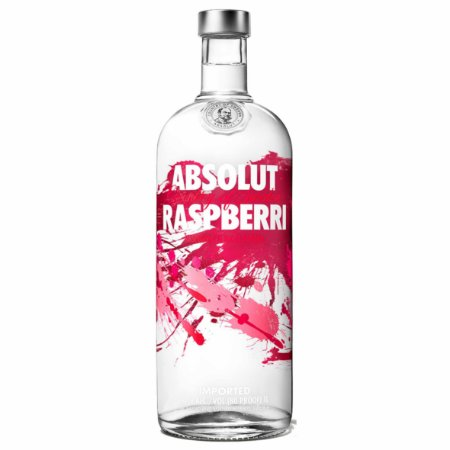 Vodka Absolut Raspberri - 1L