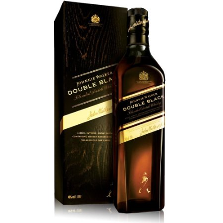 Whisky Johnnie Walker Double Black - 1L