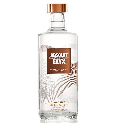 Vodka Absolut Elyx - 1L