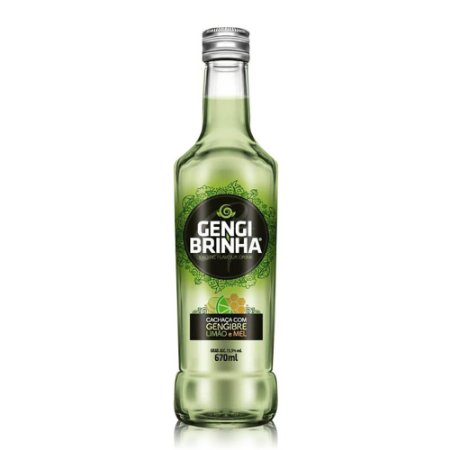 Gengibrinha - 750 ml