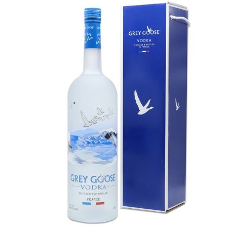 Vodka Grey Goose - *1L com estojo