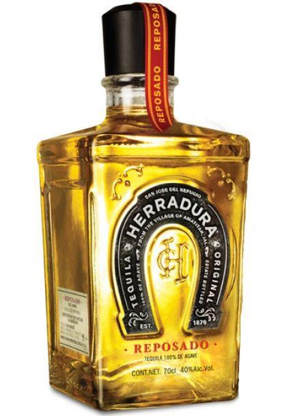 Tequilla Herradura Repousado - 750 ml