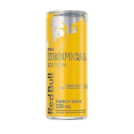 Energético Red Bull Tropical Edition - 250 ml