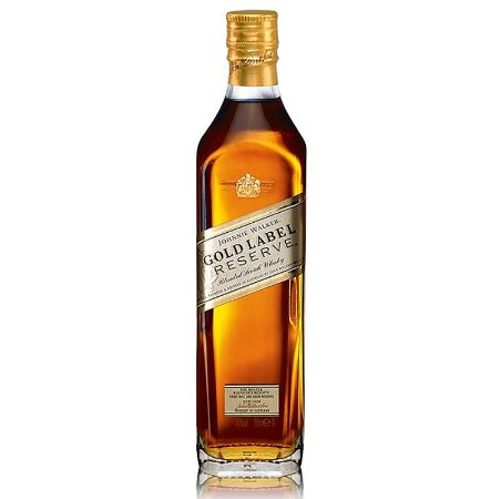 Miniatura Whisky Gold Label Reserve - 200 ml