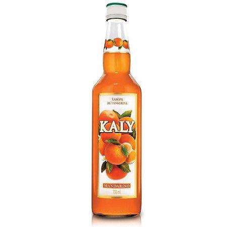 Xarope Kaly Tangerina - 700 ml