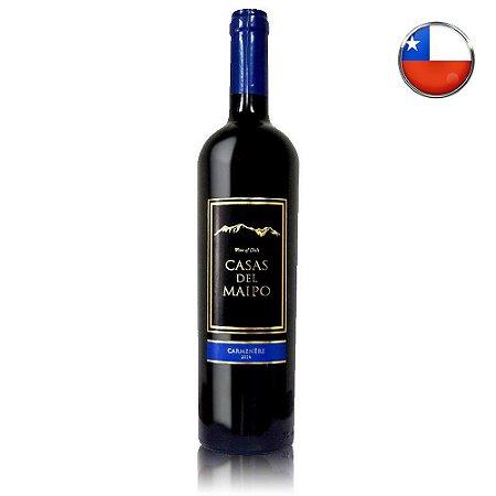 Vinho Casas Del Maipo Carménère - 750 ml