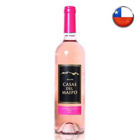 Vinho Casas Del Maipo Sauvignon Blanc Rosê - 750ml
