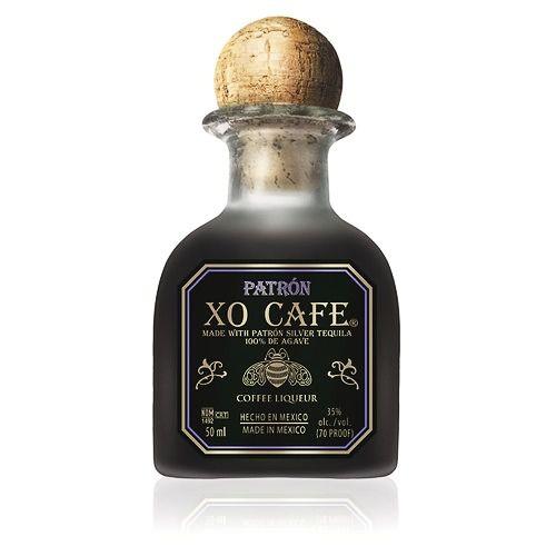 Miniatura Tequila Patrón XO Café Licor - 50 ml