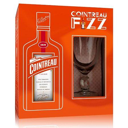 Kit Cointreau + Taça de 700 ml