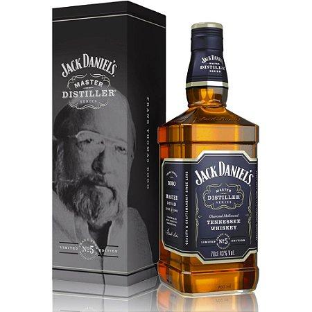 Whiskey Jack Daniel's Master Distiller Nº5 - 700 ml