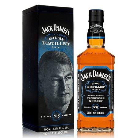 Whiskey Jack Daniel's Master Distiller Nº6 - 700 ml