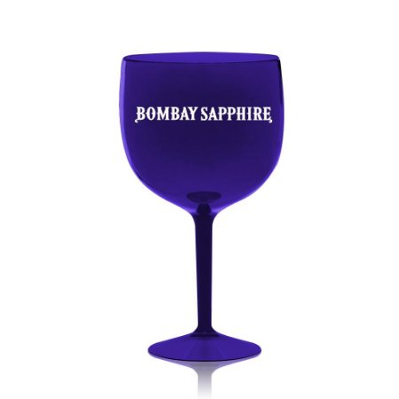 Taça Gin Bombay Sapphire Azul 580ml