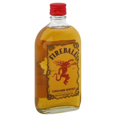 Miniatura Whisky Fireball - 200 ml