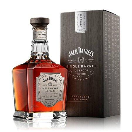 Whiskey Jack Daniel´s Single Barrel  100 Proof - 750 ml