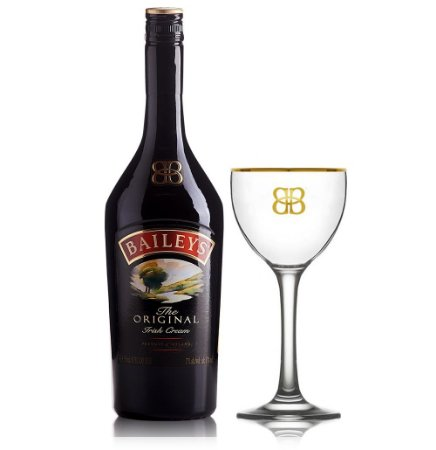 Combo Baileys + Taça oficial