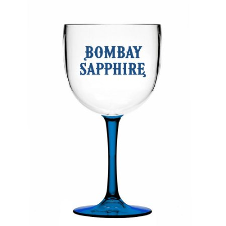Taça Gin Bombay Sapphire - Acrílico - 580ml
