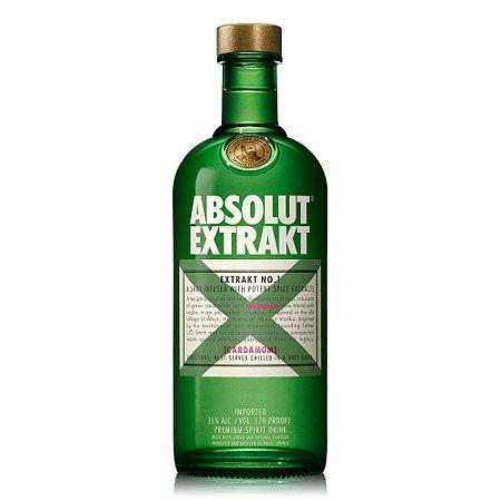 Vodka Absolut Extrakt - 1L
