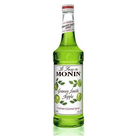 Xarope Monin Maçã Verde - 700 ml