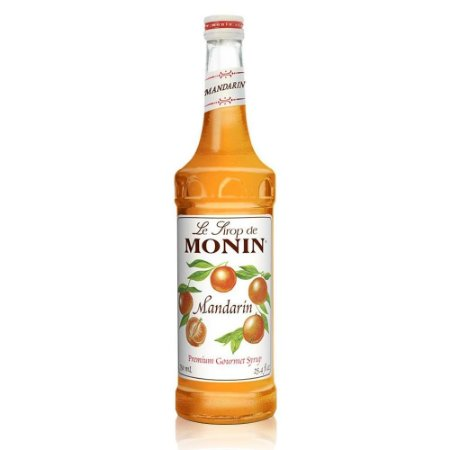 Xarope Monin Tangerina - 700 ml
