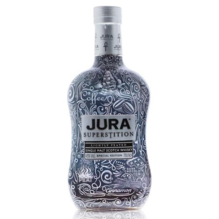 Whisky Jura Superstition (Tattoo Edition) - 700 ml