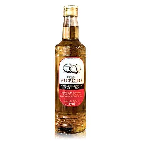 Cachaça Silveira Gold - 670 ml