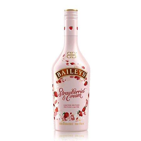 Licor Baileys Strawberries and Cream - 700 ml