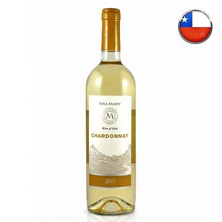 Vinho Vina Marty Chardonnay (2017) - 750 ml
