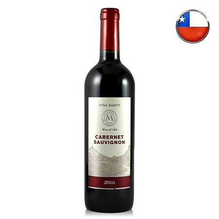 Vinho Vina Marty Cabernet Sauvignon (2016) - 750 ml