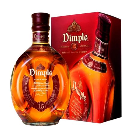 Whisky Dimple 15 Anos - 1L
