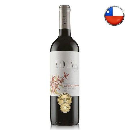 Vinho Kidia Cabernet Sauvignon (2019) - 750 ml