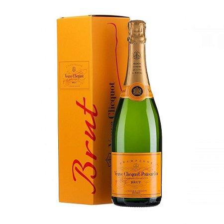 Champagne Veuve Clicquot Brut - 750 ml