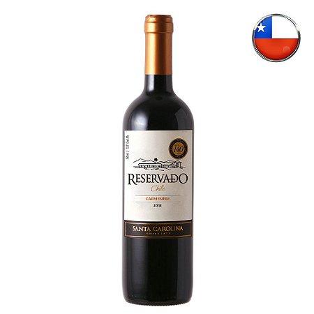 Vinho Santa Carolina Carmenere Reservado - 750 ml