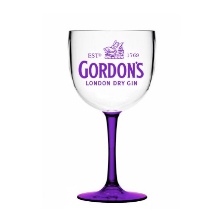 Taça Gin Gordon's Bicolor - 580ml