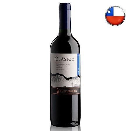 Vinho Ventisquero Clássico Merlot 750ml