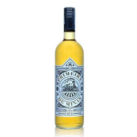 Cachaça Primeira de Minas Ouro - 750 ml