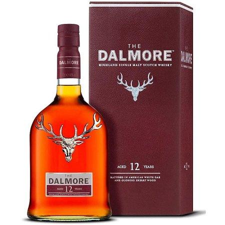 Whisky Dalmore 12 Anos - 1 Litro