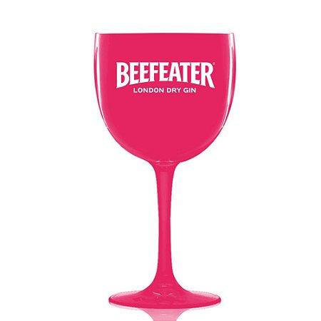 Taça Gin Beefeater - Acrílico - Pink - 580 ml