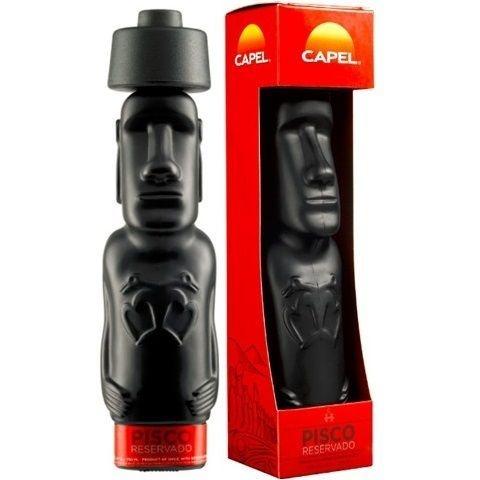 Pisco Capel Moai - 750 ml