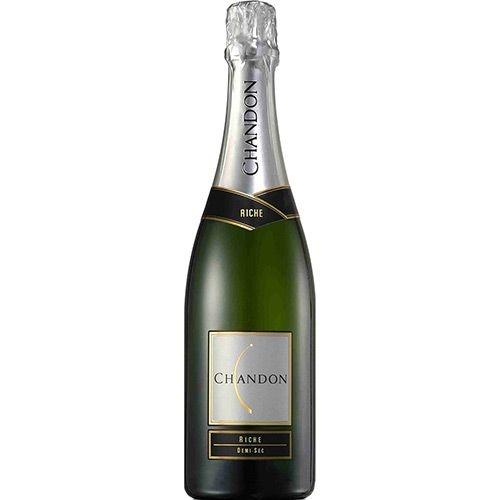 Espumante Chandon Riche Demi-Sec - 750 ml