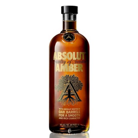 Vodka Absolut Amber - 1 L