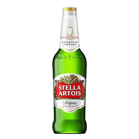 Cerveja Stella Artois - 550 ml
