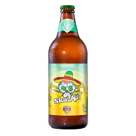 Cerveja Laut Ska Session IPA - 600 ml