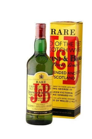 Whisky J & B Rare - 1L