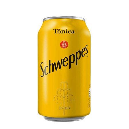 Tônica Schweppes - 350 ml