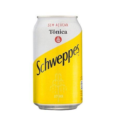 Tônica Schweppes Zero - 350 ml