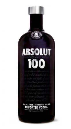 Vodka Absolut 100 - 1L