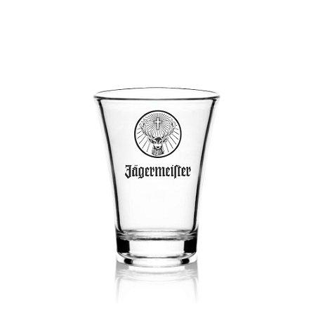 Shot Jagermeister - Acrílico - 50 ml