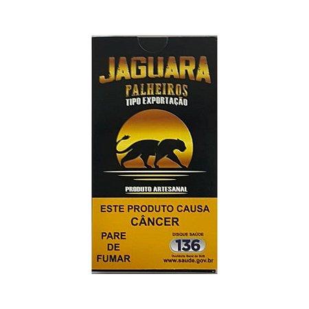 Cigarro de Palha Jaguara - Palheiro - Tipo Exportação